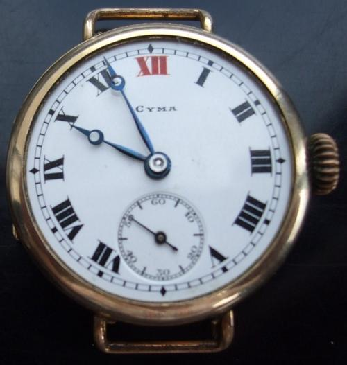 how to identify my henry sandoz pocket watch